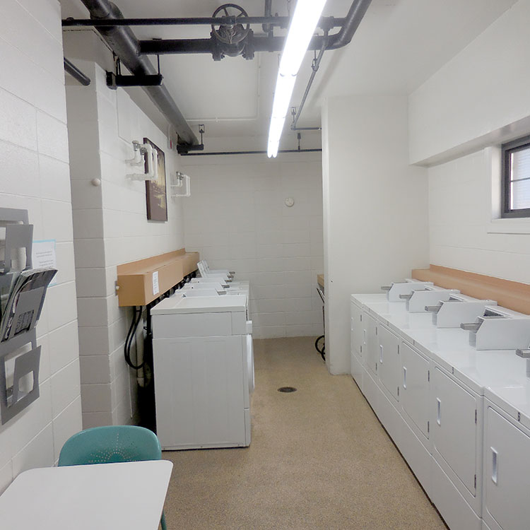 Pine Grove Apartments Laundry Room