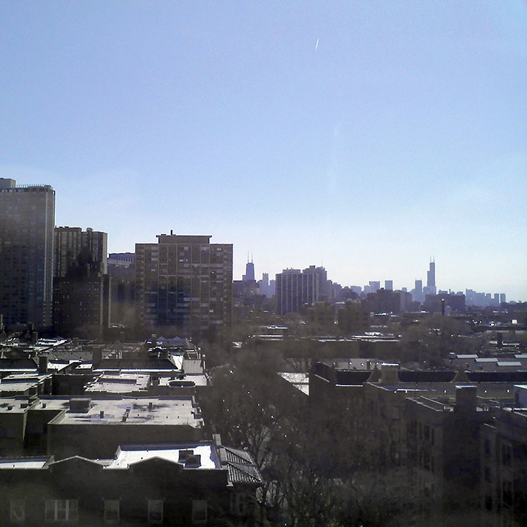 Pine Grove Apartments View Chicago